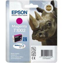 Eredeti Epson T1003 - magenta