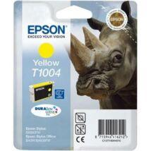 Eredeti Epson T1004 - yellow