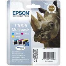 Eredeti Epson T1006 - Multipack (C+M+Y)