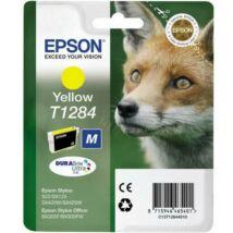 Eredeti Epson T1284 - yellow (3,5 ml)