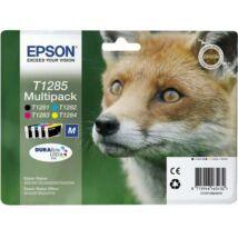 Eredeti Epson T1285  - Multipack (BK+C+M+Y)
