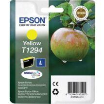 Eredeti Epson T1294 - yellow (7 ml)