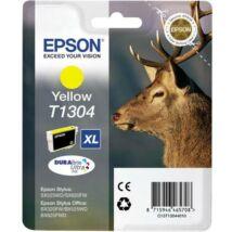 Eredeti Epson T1304 - yellow (10,1 ml)