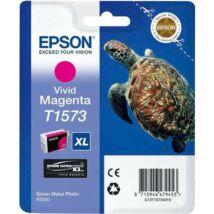 Eredeti Epson T1573 Vivid Magenta (25,9 ml)