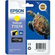 Eredeti Epson T1574 Yellow (25,9 ml)