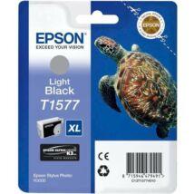 Eredeti Epson T1577 Light Black (25,9 ml)