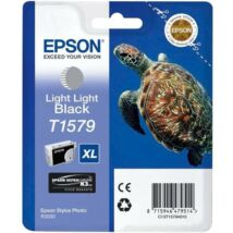 Eredeti Epson T1579 Light Light Black (25,9 ml)