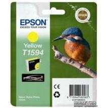 Eredeti Epson t1594 yellow (17ml)
