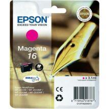 Eredeti Epson T1623 - magenta (3,1ml ~ 165 oldal)