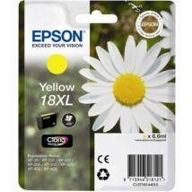 Eredeti Epson T1814 - yellow (6,6 ml ~ 450 oldal)