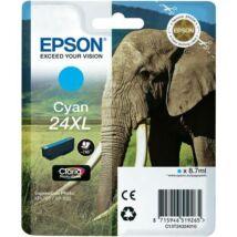 Eredeti Epson T2432 - cyan (8,7ml ~ 740 oldal)