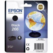 Eredeti Epson T2661 fekete - 250 oldal (5,8ml)