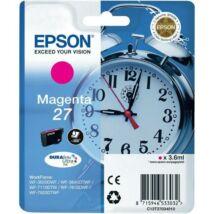 Eredeti Epson T2703 - magenta ~300 oldal