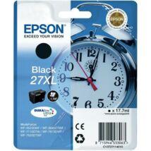Eredeti Epson T2711 fekete ~ 1.100 oldal