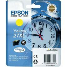 Eredeti Epson T2714 yellow ~ 1.100 oldal