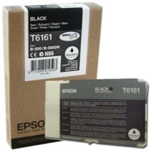 Eredeti Epson T6161 fekete ~ 3.000 oldal