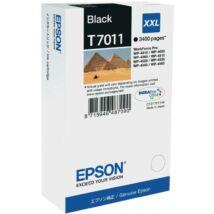 Eredeti Epson T7011 fekete - 3.400 oldal