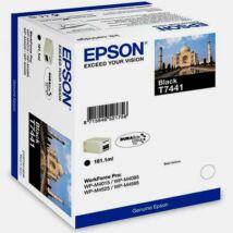 Eredeti Epson T7441 fekete - 10.000 oldal
