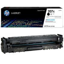 Eredeti HP 207X (W2210X) fekete - 3.150 oldal