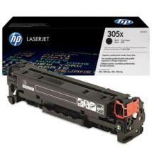 Eredeti HP 305X fekete (CE410X) - 4.000 oldalas