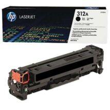 Eredeti HP 312A fekete (CF380A) - 2.400 oldal