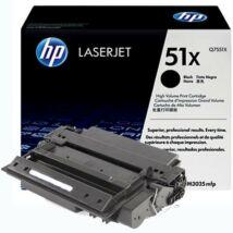 Eredeti HP 51X (Q7551X) - 13.000 oldal