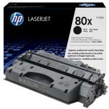 Eredeti HP 80X (CF280X) - 6.900 oldal
