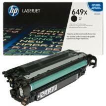 Eredeti HP CE260X fekete - 17.000 oldal