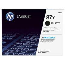 Eredeti HP 87X (CF287X) - 18.000 oldal