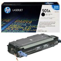 Eredeti HP Q6470A black - 6.000 oldal
