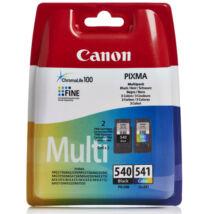 Eredeti Canon PG-540/CL-541 fekete + színes - 5225B006