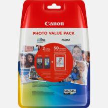 Eredeti Canon PG-540XL/CL-541XL fekete + színes