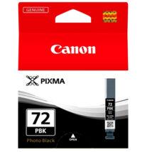 Eredeti Canon PGI-72 photo fekete - 14 ml