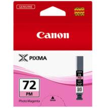 Eredeti Canon PGI-72 photo magenta - 14 ml