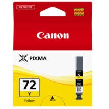 Eredeti Canon PGI-72 yellow - 14 ml