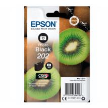 Eredeti Epson T02F1 photo fekete (C13T02F14010)- 4,1ml ~ 400 oldal