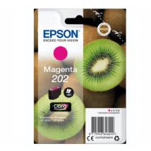 Eredeti Epson T02F3 magenta (C13T02F34010)- 4,1ml ~ 300 oldal