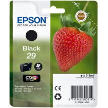 Eredeti Epson T2981 fekete - 175 oldal