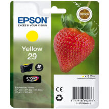 Eredeti Epson T2984 sárga - 180 oldal