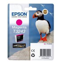 Eredeti Epson T3243 magenta - (14ml ~ 980 oldal)
