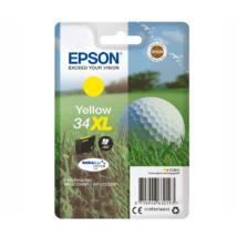 Eredeti Epson T3474 - sárga (10,8ml ~ 950 oldal)