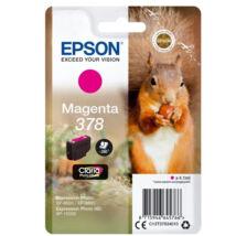 Eredeti Epson T3783 -  magenta (5,5ml ~ 360 oldal)
