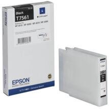 Eredeti Epson T7561 fekete - 50ml ~2.500 oldal