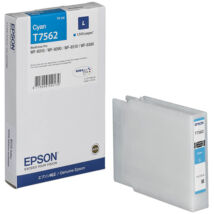 Eredeti Epson T7562 cyan - 14ml ~1.500 oldal