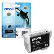 Eredeti Epson T7607 - light fekete (26ml)