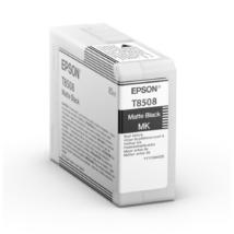 Eredeti Epson T8508 matte fekete (C13T850800) -80ml