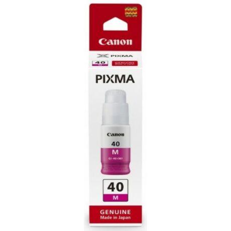 Canon GI40 magenta (3401C001)  ~7700 oldal