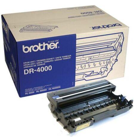Eredeti Brother DR-4000 dobegység - 30.000 oldal
