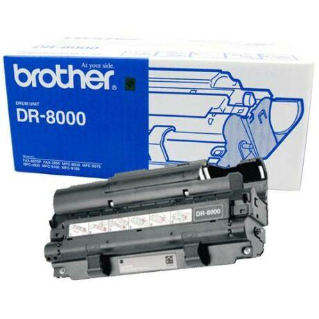 Eredeti Brother DR-8000 dobegység - 8.000 oldal