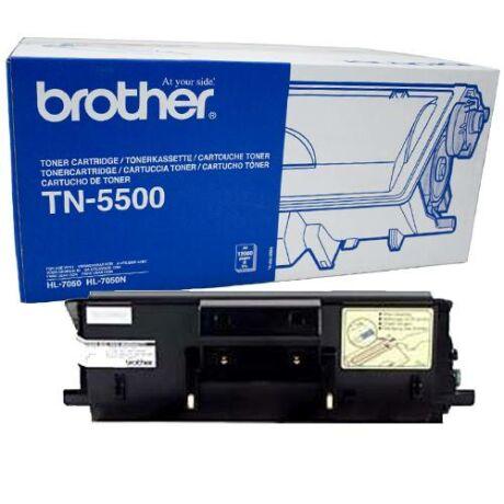 Eredeti Brother TN-5500 - 12.000 oldal